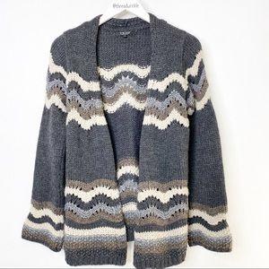Twins Italian Wool Blend Cardigan Size M